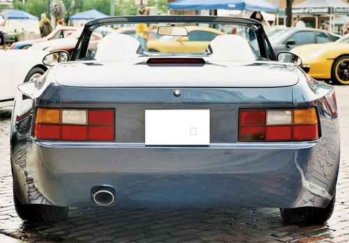 Porsche 944 Dome Light Wiring