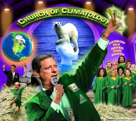 Al Gore Farsante