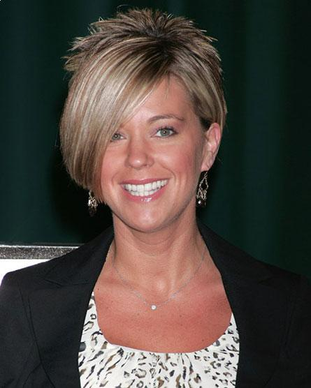 Short Hair Styles Great for the Working Mom