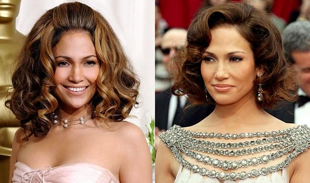 Jennifer Lopez's celebrity haircut