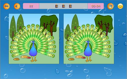 【教育App不收費】找不同(動物卡通系列)Find differences開箱文線上免費玩app-APP開箱王