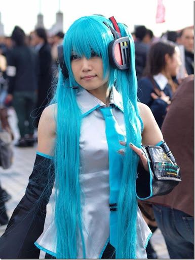 The Most Beautiful Girls Lindas japonesas em cosplays