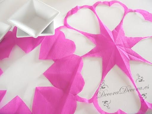 decoracion para san valentin