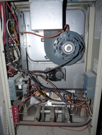 Furnace Blower Won't Turn Completely Off? - DoItYourself ...