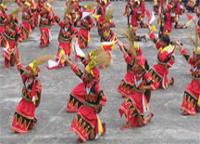 sumayajaw festival, jabonga, agusan del norte