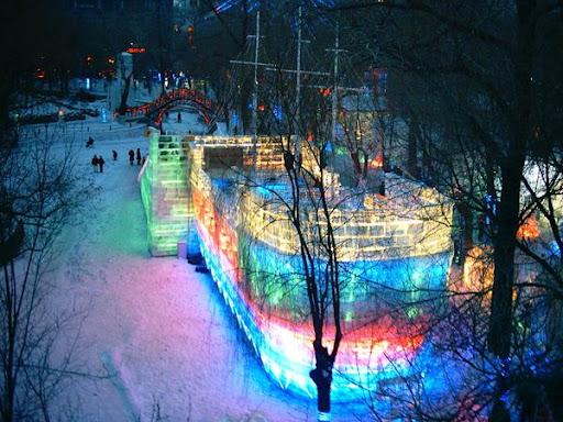 大陸東北遊記08-冰雪節的狂歡‧哈爾濱 @ 若無閒事掛心頭,便是人間好時節 :: 痞客邦