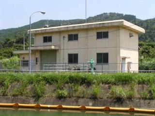 大原揚水機場