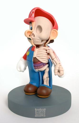 Anatomia de Mario