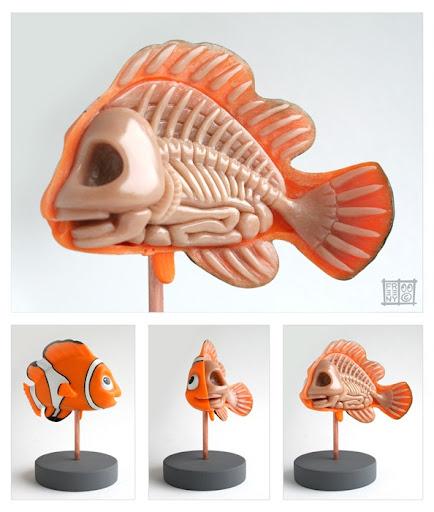 Anatomia de Nemo