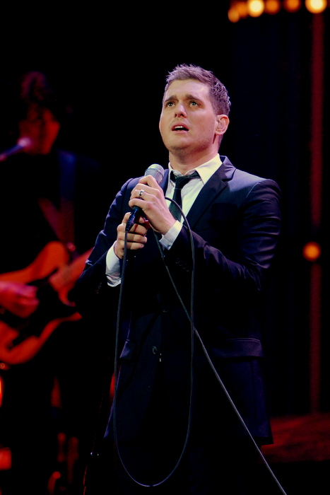 michael buble, key arena, seattle music scene