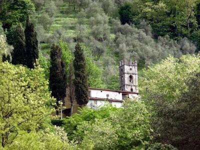 Naar de Ponta della Maddalena of de Duivelsbrug (Verlof Toscane mei 2009) (3/6)