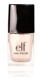 elf cosmetics spring nail polish in moonlight