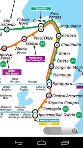 Rio de Janeiro Subway screenshot 2
