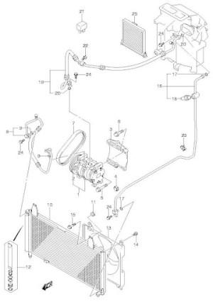 Filter Dryer AC AerioNext G