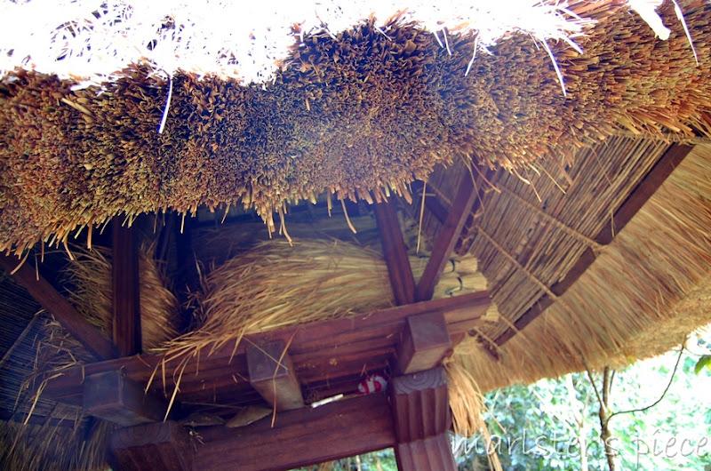 Spirit House? - Kuha sa Tam-awan Village ng Baguio