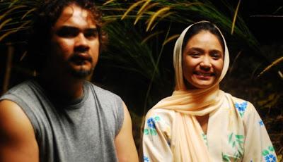 Ummi Nazeera, bekas tunang Awie dalam cerita ini