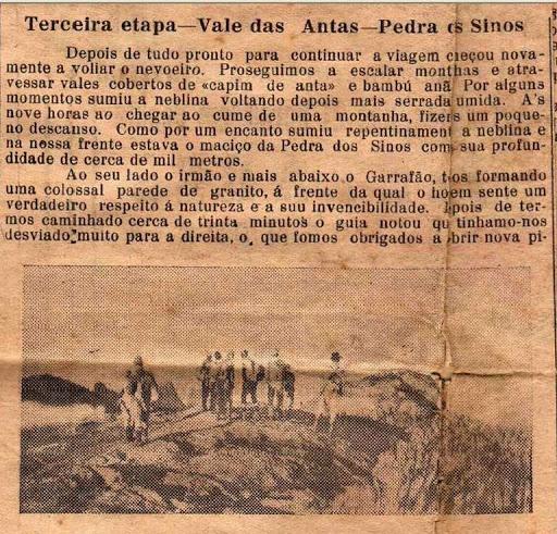 Travessia 1942 - 4ª Parte