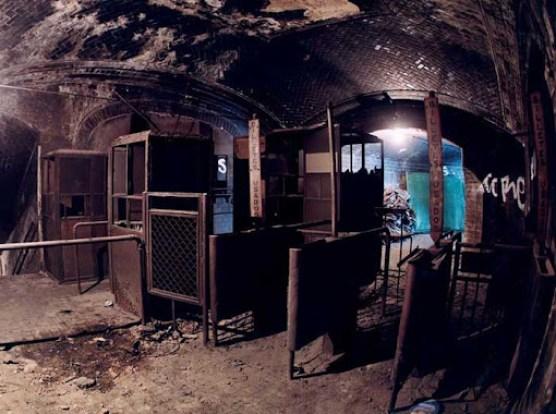 Estación fantasma de Madrid