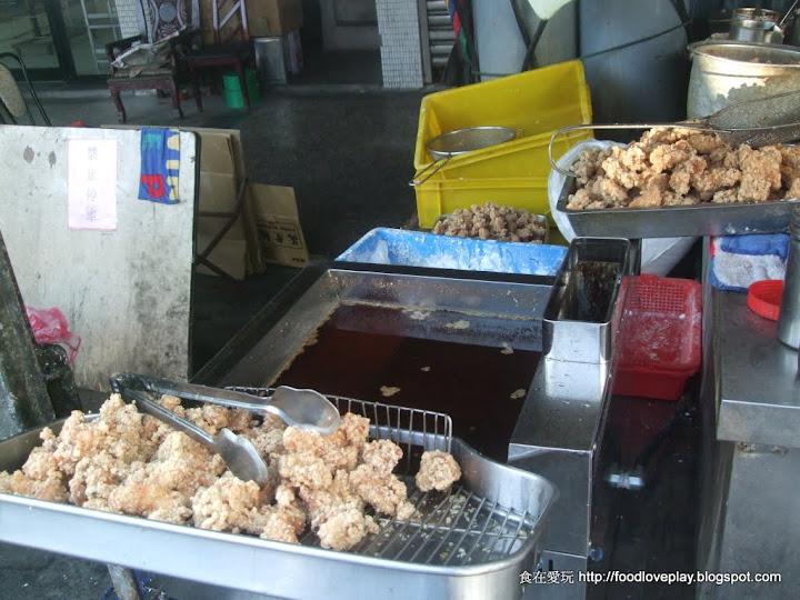 基隆-七堵車站雞塊麵-基商明德人的回憶 - 食在愛玩