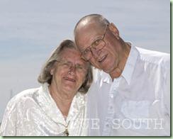 Grandma Grandpa Morrison 2006