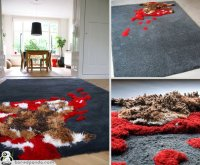 15 Cool and Unusual Carpets, Rugs And DoorMats