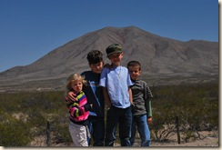 kids at mountain view