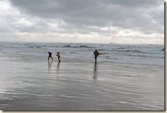 robert and boys racing tide