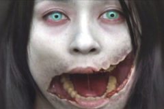 The slit mouthed woman