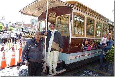 SanFrancisco Tram Picture