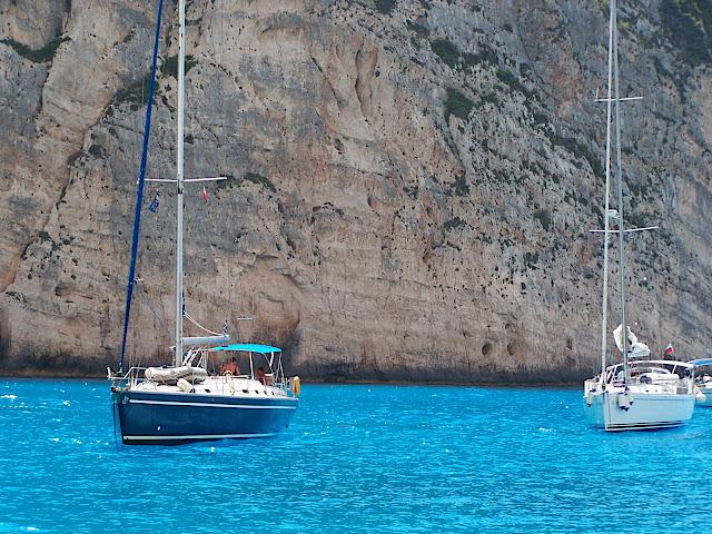 zante boats