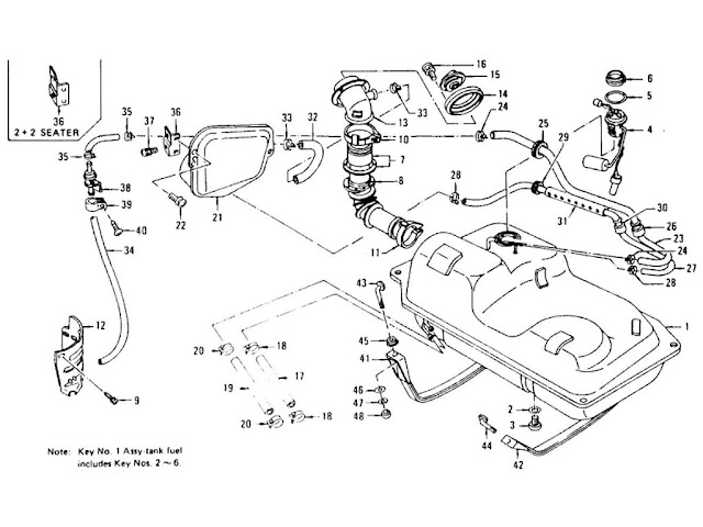 1978 280z Wiring Harness Diagram. 280z Throttle Body
