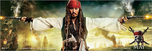 Piratas do Caribe 4