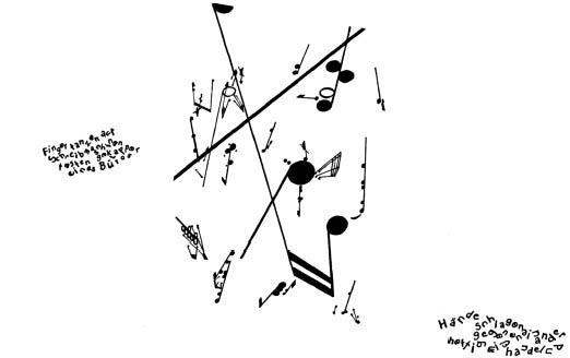 Dark Roasted Blend: Strangest Music Scores, Part 2