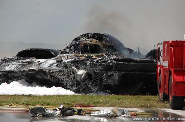 Bomber Crash