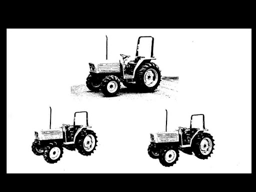 Massey Ferguson MF 1160 1180 1190 MF1160 Tractor Manual