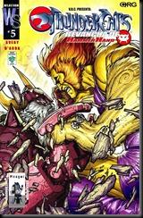 P00005 - Thundercats - Revancha de Hammerhand #5