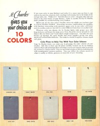 St. Charles mid century modern kitchen cabinet colors ...