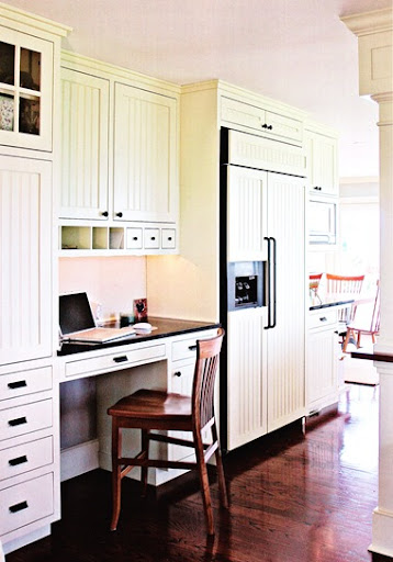 Designing Your Dream Home Kitchen OfficeDesk Area