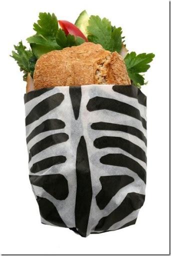 Picknick Zebra