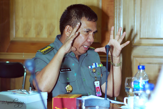 Kol TNI Jan Pieter Ate