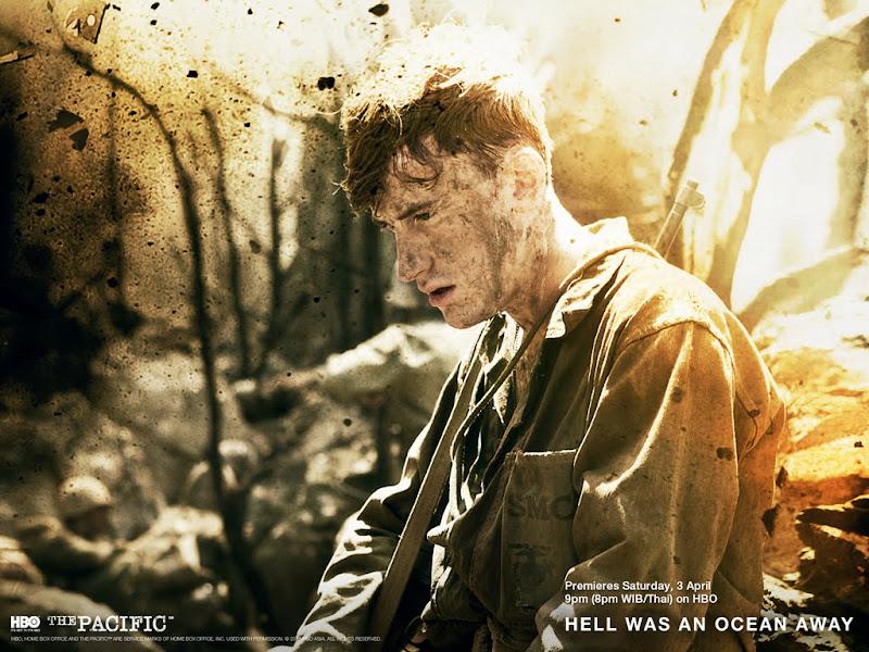 花宅@臺北: 【影集】HBO影集 mini series 太平洋戰爭(The Pacific)