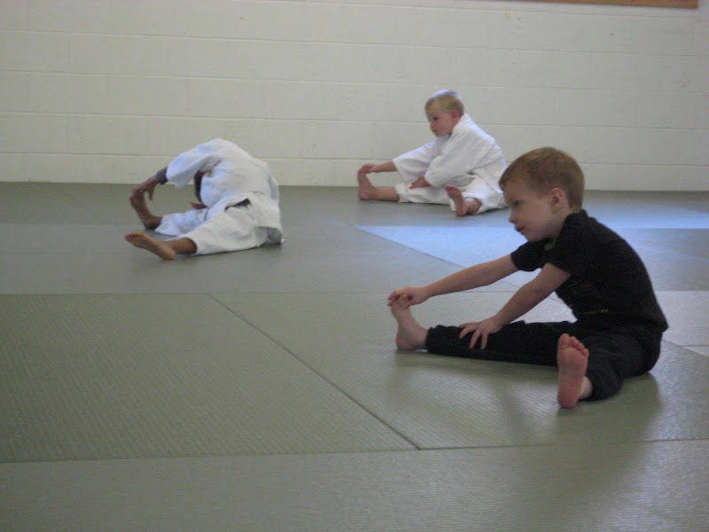 Grey at aikido