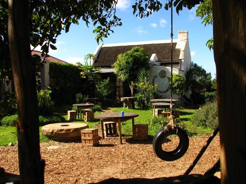Millstone Farmstall, Oude Molen Eco-Village