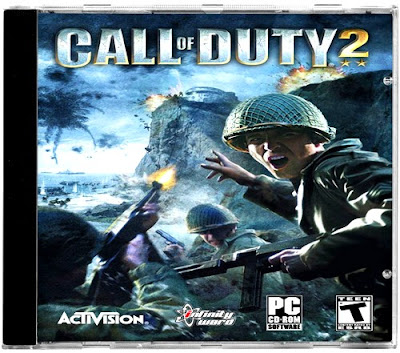 Call Of Duty 2 -Highly Compressed Full game (1.5Gb)