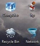 Download Free Winter Windows 7 Theme 3