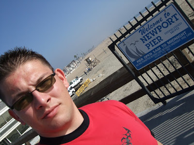 pier, newport beach, oc, ca, usa