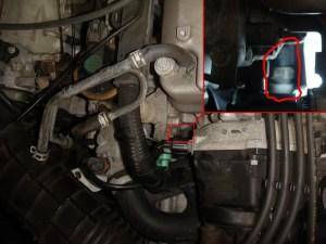 2nd Clutch Pressure Switch Location  HondaTech  Honda Forum Discussion