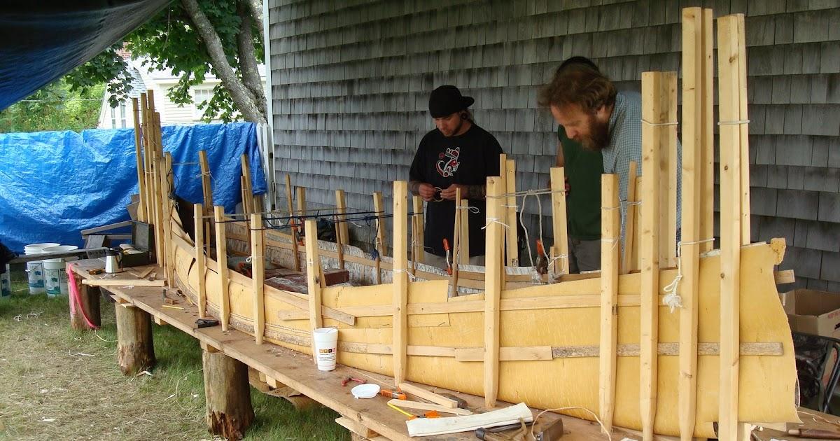 Paddle Making And Other Canoe Stuff Steve Cayard Penobscot Canoe