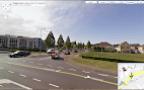 Kreuzung in Holland