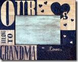Grandma Frame With No Name